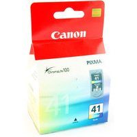Canon CL-41 Ink Cartridge Tri-Colour CL41 0617B001-0