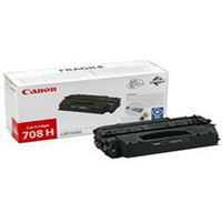 Canon 708H Toner Cartridge Black CRG-708H High Yield 0917B002AA-0