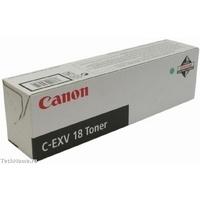 Canon C-EXV18 Toner Cartridge Black CEXV18 0386B002AA-0