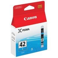 Canon Pixma CLI-42C Ink Cartridge Cyan 6385B001-0