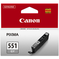 Canon Pixma CLI-551GY Ink Cartridge Grey 6512B001-0
