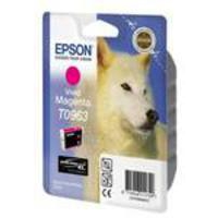 Epson T0963 Ink Cartridge Vivid Magenta C13T096340-0