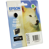 Epson T0968 Ink Cartridge Matte Black C13T096840-0
