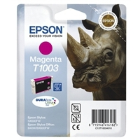Epson T1003 Ink Cartridge Magenta C13T100340-0