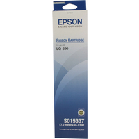 Epson S015337 Ink Ribbon Cartridge Black C13S015337-0