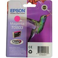 Epson T0803 Ink Cartridge Magenta C13T080340-0