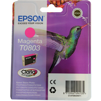 Epson T0803 Ink Cartridge Magenta C13T080340-0