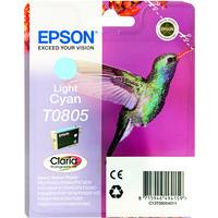 Epson T0805 Ink Cartridge Light Cyan C13T080540-0