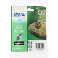 Epson T0345 Ink Cartridge Light Cyan C13T034540-0