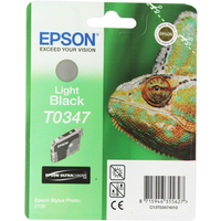 Epson T0347 Ink Cartridge Light Black C13T034740-0