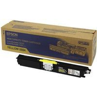 Epson C13S050554 Toner Cartridge High Capacity Yellow-0