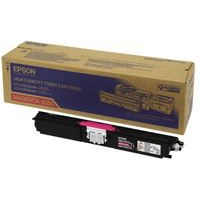 Epson C13S050555 Toner Cartridge High Capacity Magenta-0