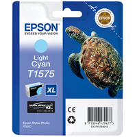 Epson Stylus Photo T1575 Ink Cartridge Light Cyan C13T15754010-0
