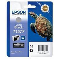 Epson Stylus Photo T1577 Ink Cartridge Light Black C13T15774010-0
