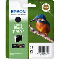 Epson T1591 Photo Ink Cartridge Black C13T15914010-0