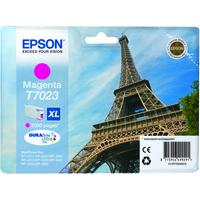 Epson T7023 Ink Cartridge High Yield Magenta C13T70234010-0