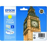 Epson T70344 Ink Cartridge Yellow C13T70344010-0
