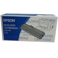 Epson S050166 Toner Cartridge Black C13S050166-0