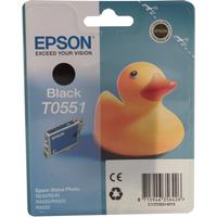 Epson T0551 Ink Cartridge Black C13T055140-0