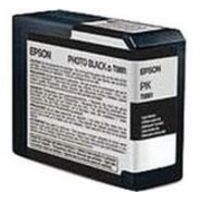 Epson T5801 Ink Cartridge Photo Black C13T580100-0