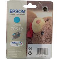 Epson T0612 Ink Cartridge Cyan C13T061240-0