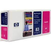 HP Print Head and Cleaner Magenta UV C4962A 83-0