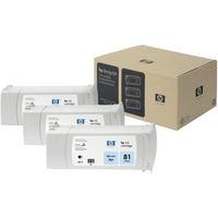 HP C5070A Ink Cartridge Light Cyan HPC5070A 81 Dye-0