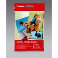 Canon Glossy Photo Paper 10x15cm 170gsm Pk100 GP-501 0775B003-0