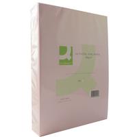 Q-Connect Coloured Copier Paper A4 80gsm Pink Pk500-0