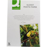 Q-Connect A4 Gloss Photo Paper 180gsm Pk50 KF02771-0