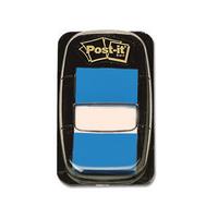 3M Post-it Index Tab 25mm Blue 680-2-0