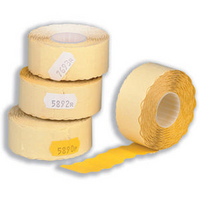 Avery Price Marking Label Two-Line White Roll of 1200 Peelable-0