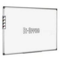 Bi-Office Dry Wipe Board White 1200x900mm MB1412186-0
