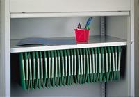 Bisley Lateral Filing Shelf Grey BUS1GY-0