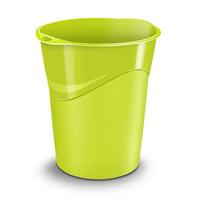 CEP Pro Gloss Waste Bin Green 280G-0