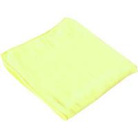 Contico Microfibre Cloth 34x34cm Yellow Pk10 EM34YL-0