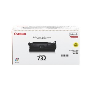 Canon 732 Yellow Toner Cartridge Pk1 6260B002-0