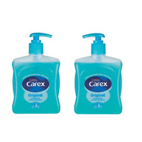 Carex Liquid Soap 500ml Pk2-0