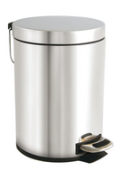 Bentley 5L Stainless Steel Pedal Bin 5L-0