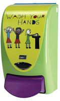 DEB Proline Now Wash Your Hands Dispenser PROL1SCH-0