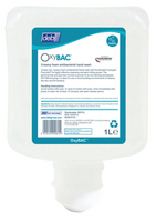 DEB Oxybac Anti-Bacterial Foaming Soap 1L OXY1L-0