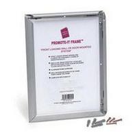 Promote It Aluminium A2 Poster Frames PAPFA2B