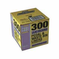 Le Cube Pedal Bin Liner Dispenser Pk300 0362