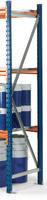 Quickspan Frame 2500X900mm Fully Assembled Blue 379826