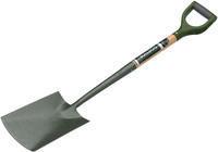 Evergreen Digging Spade 28 inch Green 380357