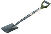 Evergreen Border Spade 28 inch Green 380359