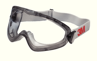 3M Safety Goggles Clear 2890S DE272934055-0