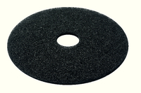 3M Floor Pads 15 Inch (380mm) Black Pk5 F15BK-0