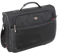 Gino Ferrari Titan Messenger Bag Black GF521-0