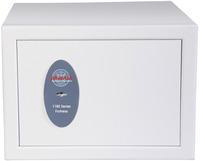 Phoenix Fortress High Security Burglary Safe White 1182-0